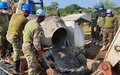 UNMISS engineers to rehabilitate 3200 kms of roads to deter conflict and build peace