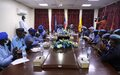 UNMISS and local police service sign agreement to collectively protect displaced families