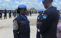 The Female Face of Peacekeepers