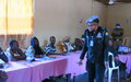 UNPOL trains 80 community policing focal points in Torit on human rights, international humanitarian law