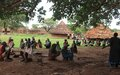Communities in Lowoi, Eastern Equatoria, tell UNMISS peacekeepers food assistance is priority