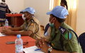 UN Police champion human rights for detainees, protection of SGBV survivors at UNDP-organised forum in Eastern Equatoria