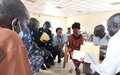 UNMISS in Malakal organizes dialogue between uniformed personnel and civilians on peaceful coexistence