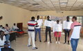 UNMISS hosts two-day youth forum on reconciliation and trauma healing in Malakal