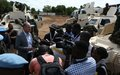 Press Conference on Arrival of Regional Protection Forces into Juba, South Sudan