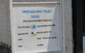 UNMISS funds installation of solar panels at Panyagor primary healthcare centre
