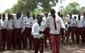 South Sudanese students break ethnic boundaries through Peace and Human Rights clubs