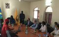 UN envoy in South Sudan, High Commissioner for Refugees visit Bentiu, discuss security needs and voluntary returns