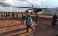 South Sudan's top UN envoy reassures displaced families during first visit to Bentiu and Malakal since COVID lockdown