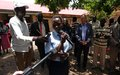 UNMISS supports peace and reconciliation efforts in Rumbek