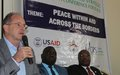 "Governors urge South Sudanese to ""rise up"" for peace at historic conference in Yambio"