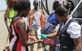 Displaced families leave protection site to return home to Bentiu