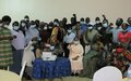UNMISS, Ministry of Gender, Child and Social Welfare hold workshop in Juba on providing services to communities