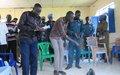 UNPOL training inspires and educates officials in Tonj