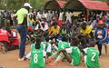 Young Aweil women defy cultural norms by taking to football for empowerment and social cohesion