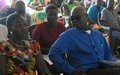 Rural women in Eastern Equatoria call for an end to gender-based violence