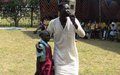 Girls participating in Torit cultural festival insist on right to avoid early and forced marriages