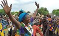 Culture shines as UNMISS boosts trust, confidence and peaceful coexistence in Torit