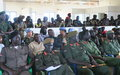 Ready: First batch of military trainers for unified forces graduates in Wau