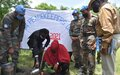 Youth, Peace, Security and a bit of tree planting in Malakal