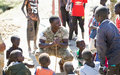 British peacekeepers building bridges and engaging communities as curtains close on last tour of duty