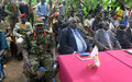 New push for peace in Gogrial, Tonj, Wau as area governors embark on grassroots implementation activities