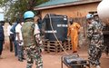 UNMISS installs handwashing facilities in Rumbek town to prevent spread of COVID-19