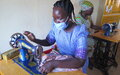 Wau women graduate with tailoring skills taught by Bangladeshi peacekeepers