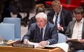 """""""Turn words into action"""" - UN Relief Chief tells Government of South Sudan"""