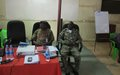 Armed forces in Lakes promise better coordination with and free movement for UN peacekeepers
