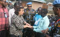 UNMISS donates food and nonfood items to Bor orphanage center