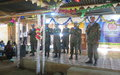 UNMISS Torit celebrates Christmas with carols for peace with inter-faith communities