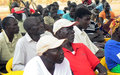 Returnees in Pajok eager to see tangible peace following last year's agreement