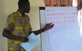 UNMISS Sensitizes the SPLA on the recruitment of child soldiers in Panyagoor