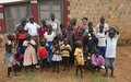 UNMISS staff reach out to Juba orphans
