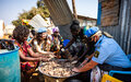 UN and South Sudan police celebrate improved trust and cooperation thanks to community policing