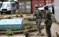 First-ever Albanian female peacekeepers committed to leaving a mark in South Sudan