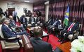 """Fighting should end to give peace process in South Sudan a """"better chance of success"""""""