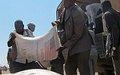 Food coming through Sudan helping hundreds of thousands