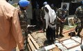 Indian peacekeepers in Malakal teach youth carpentry, welding, masonry and more