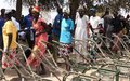 Ploughing for peace and food security: UNMISS embarks on resettling returnees in Rumbek North area
