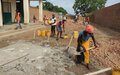 UNMISS quick impact prison renovation project creates jobs for women in Wau