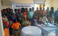 Women in Gogrial concerned about lack of representation in government