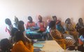 Women in Bahr el Ghazal call for proper representation in government