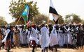 """Paramount chief: """"After five long years, If I can return to Waat, peace is here"""""""