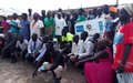 Three day workshop on transitional justice and peace and reconciliation in Bentiu PoC site
