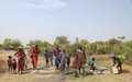 Hundreds of people in Bentiu observed World Water Day