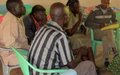 Peace mobilizers in Yambio learn their rights
