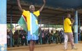 Yei hosts a 'run for peace' marathon