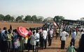 Yei peace tournament concludes with a call for unity and reconciliation